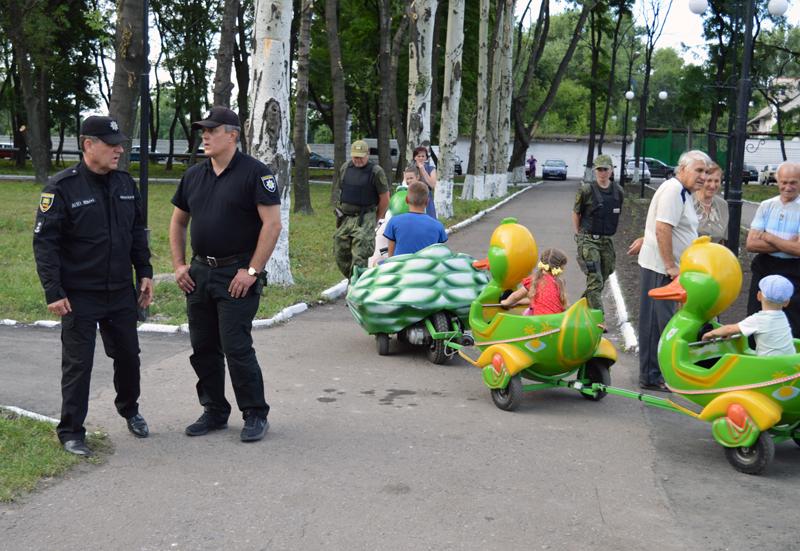 Мешканці та гості Покровська і Авдіївки відсвяткували День металурга і гірника у повній безпеці, фото-9