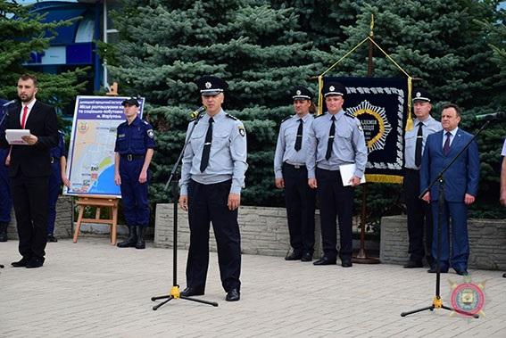 У Маріуполі 101 поліцейський присягнув на вірність українському народові, фото-9