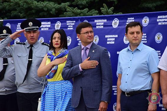 У Маріуполі 101 поліцейський присягнув на вірність українському народові, фото-11
