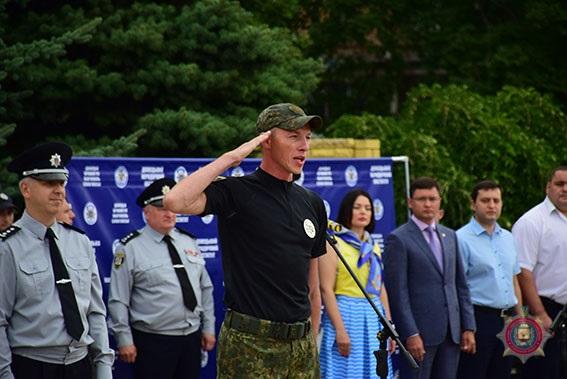 У Маріуполі 101 поліцейський присягнув на вірність українському народові, фото-14