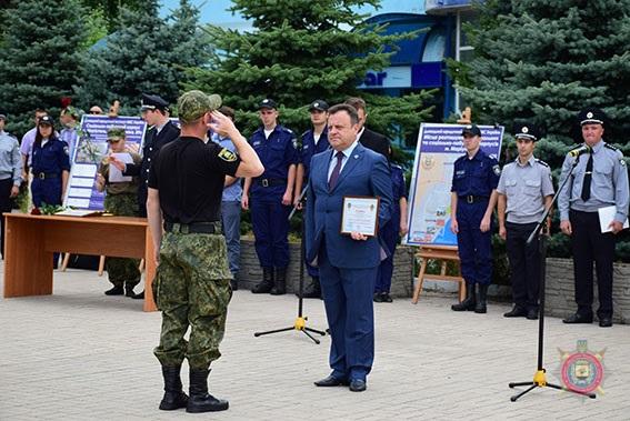 У Маріуполі 101 поліцейський присягнув на вірність українському народові, фото-18