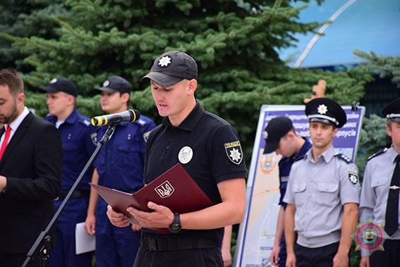 У Маріуполі 101 поліцейський присягнув на вірність українському народові, фото-20