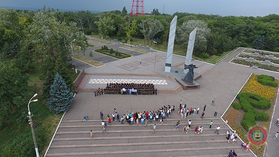 У Маріуполі 101 поліцейський присягнув на вірність українському народові, фото-21