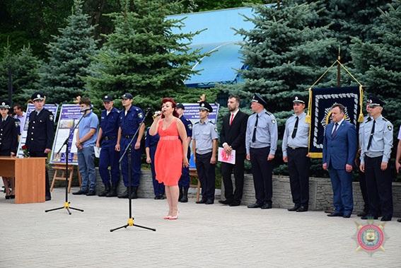 У Маріуполі 101 поліцейський присягнув на вірність українському народові, фото-26