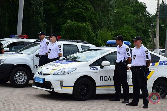 У Маріуполі 101 поліцейський присягнув на вірність українському народові, фото-27