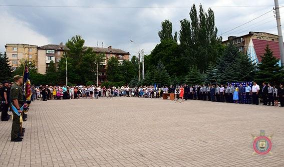 У Маріуполі 101 поліцейський присягнув на вірність українському народові, фото-28
