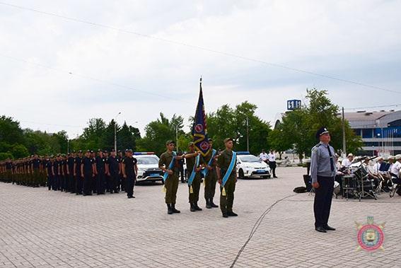У Маріуполі 101 поліцейський присягнув на вірність українському народові, фото-29