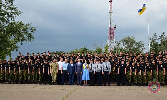 У Маріуполі 101 поліцейський присягнув на вірність українському народові, фото-30