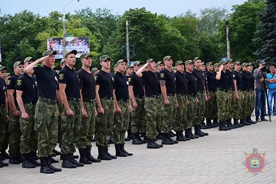 У Маріуполі 101 поліцейський присягнув на вірність українському народові, фото-4