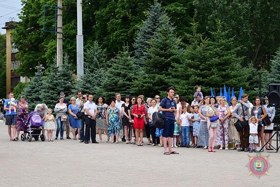У Маріуполі 101 поліцейський присягнув на вірність українському народові, фото-5