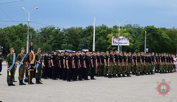 У Маріуполі 101 поліцейський присягнув на вірність українському народові, фото-6