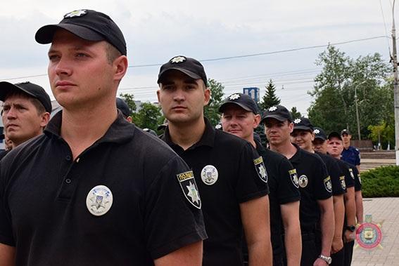 У Маріуполі 101 поліцейський присягнув на вірність українському народові, фото-7
