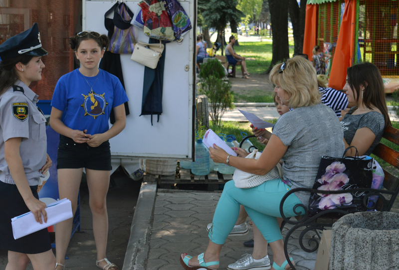 Покровські лігівці закликають батьків бути пильними і не залишати маленьких дітей без нагляду, фото-7