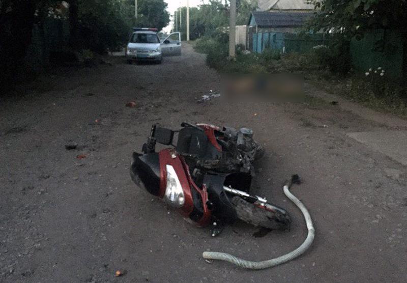 В Мирнограде в результате ДТП погиб 37-летний мужчина , фото-1