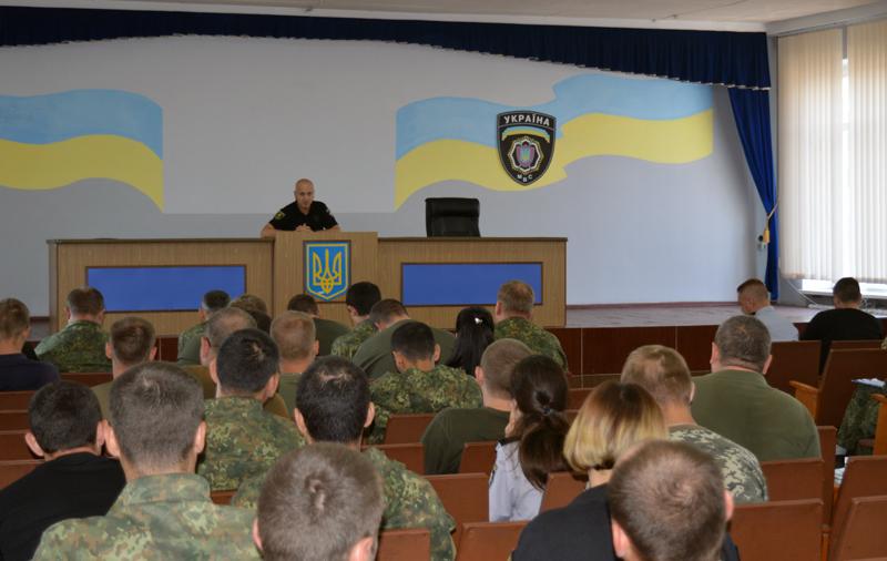 Сегодня день занятий Покровского отдела полиции начался с «Тревоги», фото-5