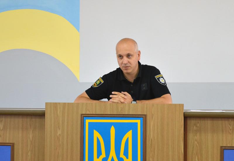 Сегодня день занятий Покровского отдела полиции начался с «Тревоги», фото-6