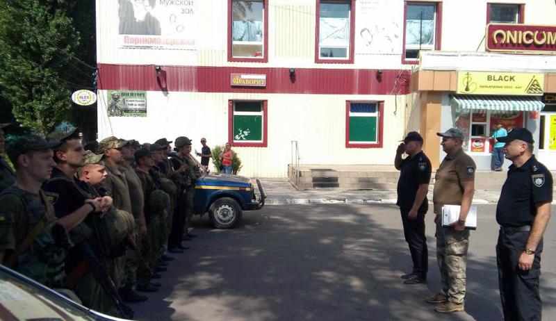 У Покровській оперативній зоні пройшов традиційний публічний інструктаж поліцейських, фото-7