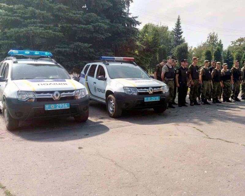 У Покровській оперативній зоні пройшов традиційний публічний інструктаж поліцейських, фото-5