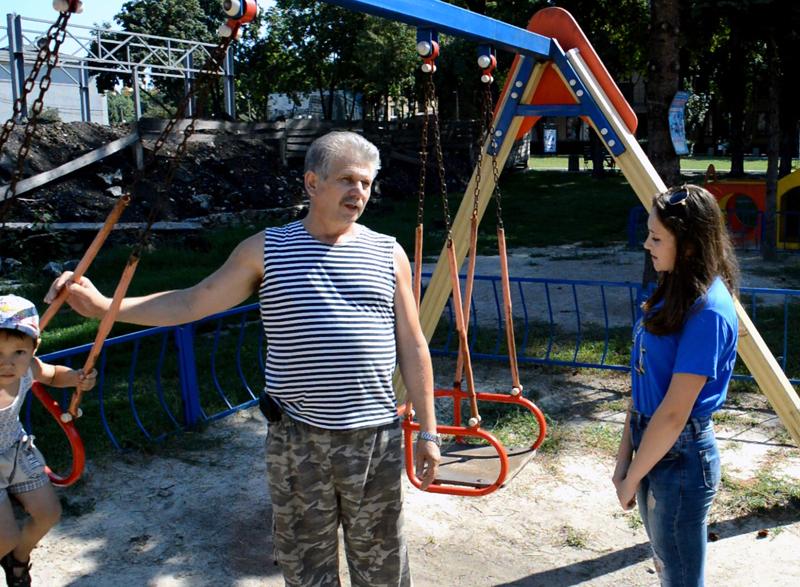 Покровські лігівці провели соцопитування серед дорослих відносно безпеки їхніх дітей, фото-8