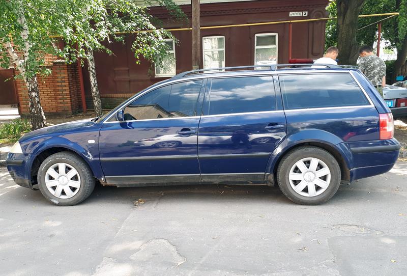 Покровские правоохранители обнаружили «автомобиль - двойник», фото-1