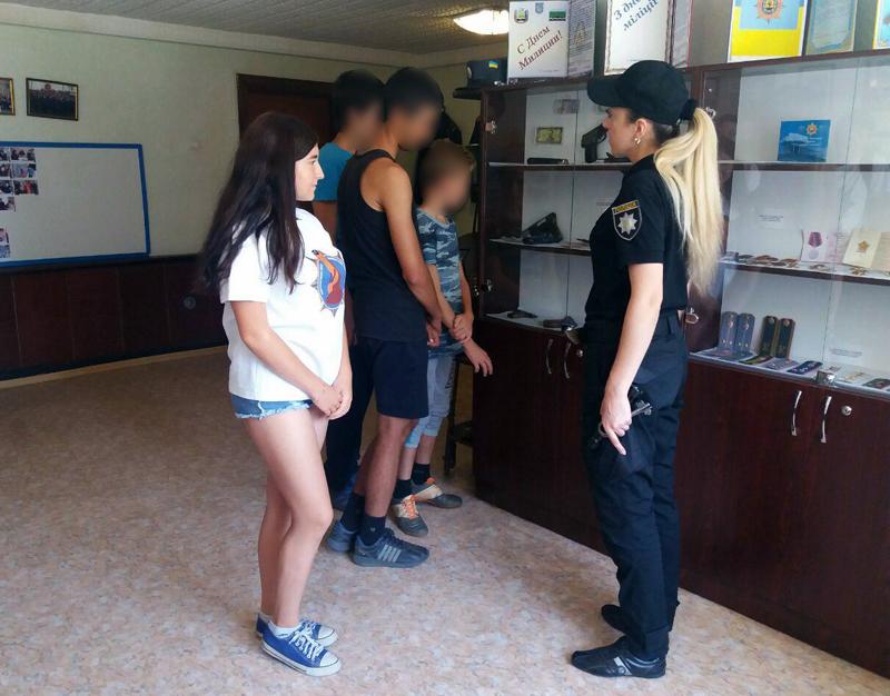 Неповнолітні правопорушники побували в ізоляторі тимчасового тримання Добропільської поліції, фото-2