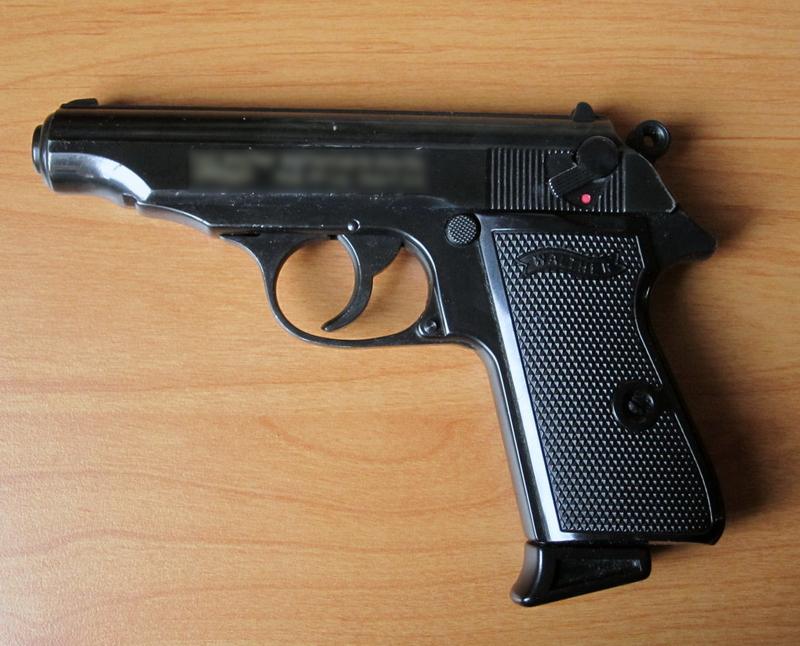 Жители Покровска добровольно сдали оружие в полицию, фото-4