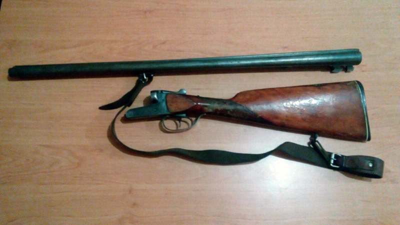 Жители Покровска добровольно сдали оружие в полицию, фото-1