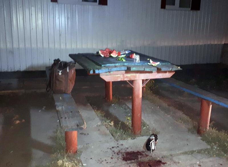 В Мирнограде из-за ревности мужчина с ножевыми ранениями попал в больницу, фото-1