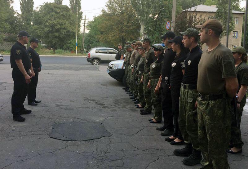 Правоохранители Покровской оперативной зоны готовы к обеспечению правопорядка на выходные дни, фото-6