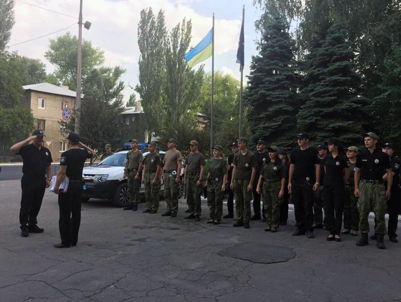 Правоохранители Покровской оперативной зоны готовы к обеспечению правопорядка на выходные дни, фото-5