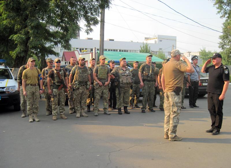 Правоохранители Покровской оперативной зоны готовы к обеспечению правопорядка на выходные дни, фото-7