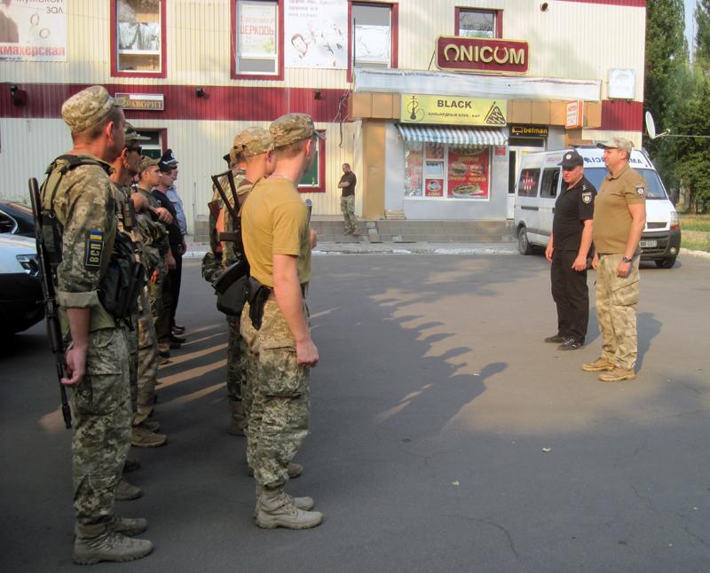 Правоохранители Покровской оперативной зоны готовы к обеспечению правопорядка на выходные дни, фото-8
