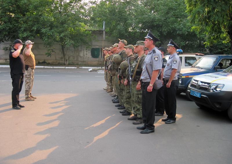 Правоохранители Покровской оперативной зоны готовы к обеспечению правопорядка на выходные дни, фото-9