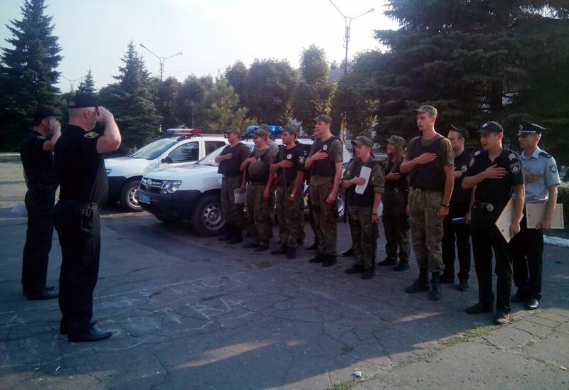Правоохранители Покровской оперативной зоны готовы к обеспечению правопорядка на выходные дни, фото-10
