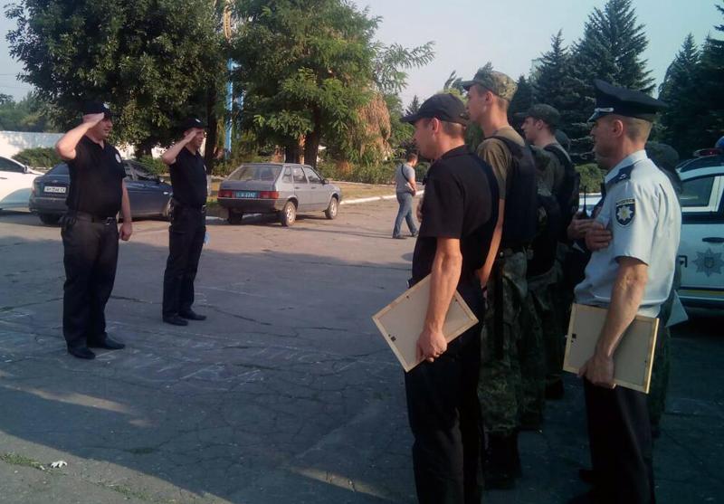 Правоохранители Покровской оперативной зоны готовы к обеспечению правопорядка на выходные дни, фото-14