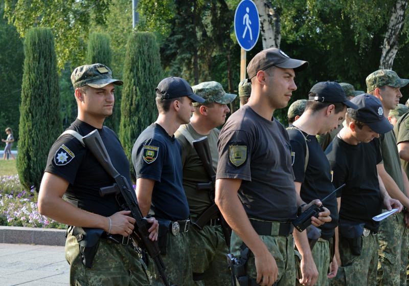 Правоохранители Покровской оперативной зоны готовы к обеспечению правопорядка на выходные дни, фото-3