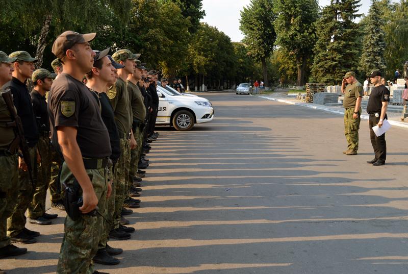 Правоохранители Покровской оперативной зоны готовы к обеспечению правопорядка на выходные дни, фото-1
