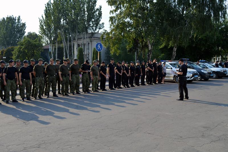 Правоохранители Покровской оперативной зоны готовы к обеспечению правопорядка на выходные дни, фото-2