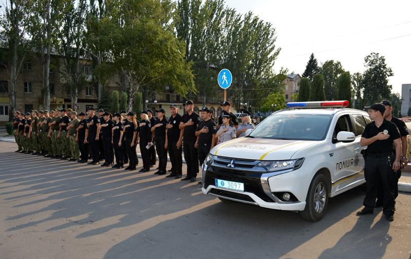 Правоохранители Покровской оперативной зоны готовы к обеспечению правопорядка на выходные дни, фото-4