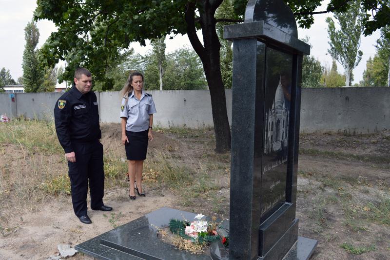 Керівник Покровської поліції зустрівся із родичами загиблих співробітників, які відділи життя заради безпеки та спокою громадян, фото-1