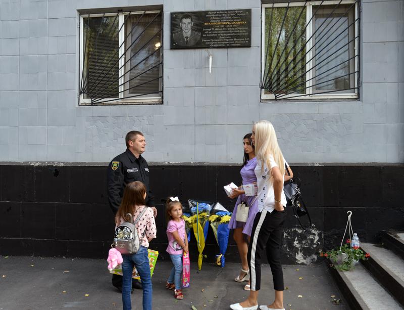 Керівник Покровської поліції зустрівся із родичами загиблих співробітників, які відділи життя заради безпеки та спокою громадян, фото-4
