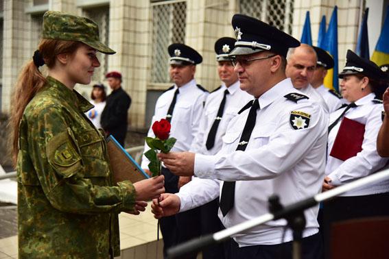 З нагоди Дня Незалежності України кращі поліцейські Донеччини отримали державні нагороди, фото-9