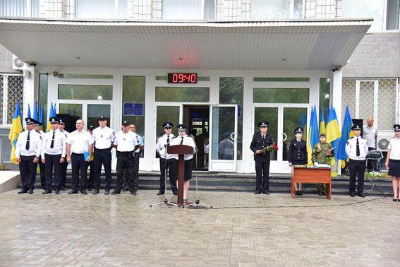 З нагоди Дня Незалежності України кращі поліцейські Донеччини отримали державні нагороди, фото-11