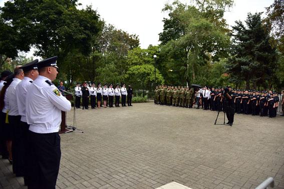 З нагоди Дня Незалежності України кращі поліцейські Донеччини отримали державні нагороди, фото-1