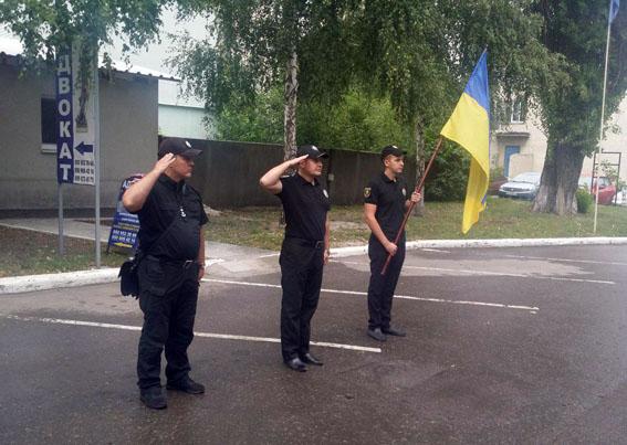 З нагоди Дня Незалежності України кращі поліцейські Донеччини отримали державні нагороди, фото-12