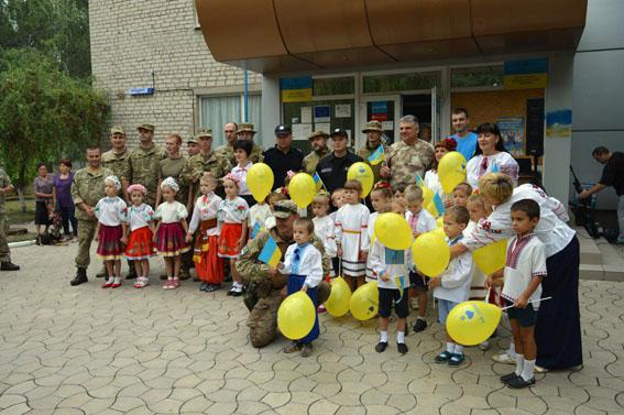 З нагоди Дня Незалежності України кращі поліцейські Донеччини отримали державні нагороди, фото-14