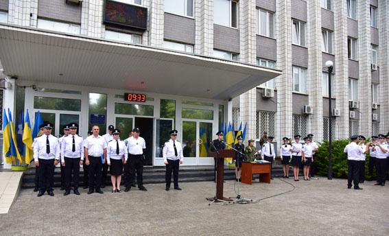 З нагоди Дня Незалежності України кращі поліцейські Донеччини отримали державні нагороди, фото-5