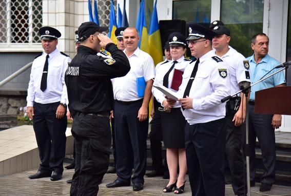 З нагоди Дня Незалежності України кращі поліцейські Донеччини отримали державні нагороди, фото-6