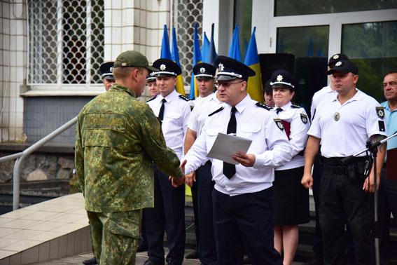 З нагоди Дня Незалежності України кращі поліцейські Донеччини отримали державні нагороди, фото-7