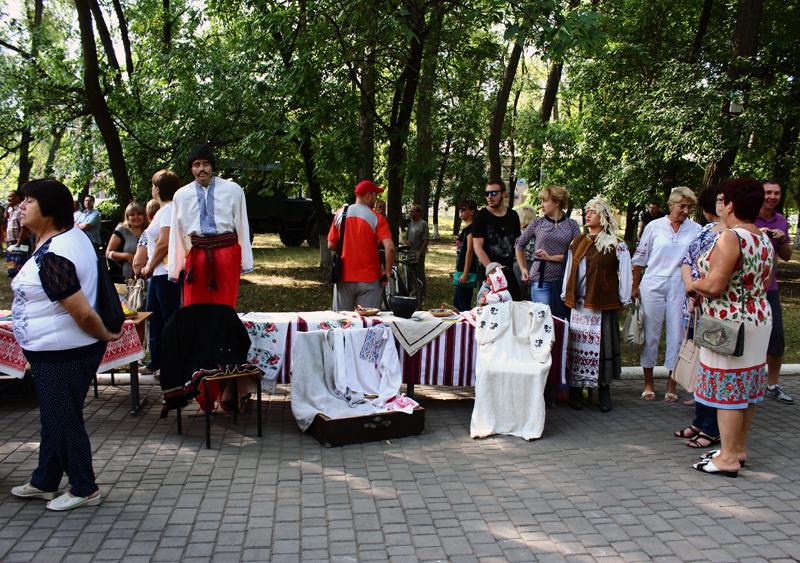 Правоохоронці Покровська забезпечують правопорядок у містах під час святкування Дня незалежності України, фото-17